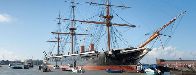 Portsmouth Historic Dockyard - 30% off tickets + free annual pass
