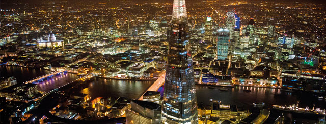 Head off to The Shard - get discounted tickets here