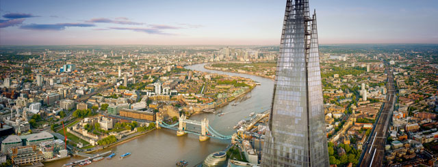 Enjoy the View from the Shard - and a special offer for tickets!