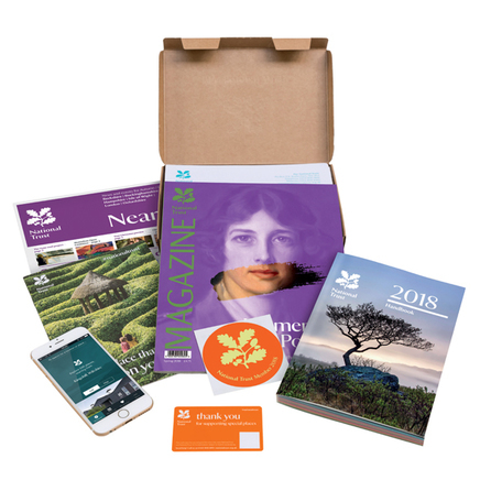 Treat your loved ones to a National Trust Gift Membership