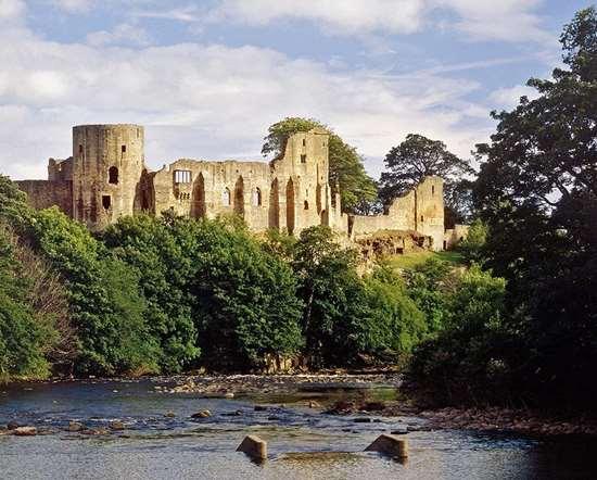 Here's Barnard Castle