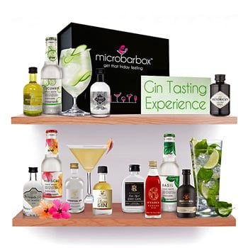 Gin Tasting Subscription