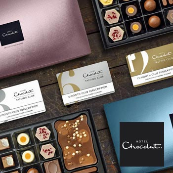 Hotel Chocolat Tasting Club Subscriptions