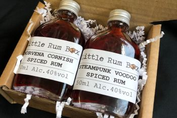 Three Months Rum Subscription with Little Rum Box