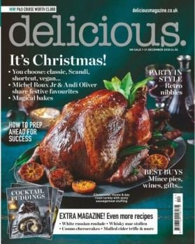 What about a Food and Drink magazine subscription?
