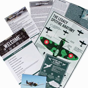 What is in the Spitfire pack?
