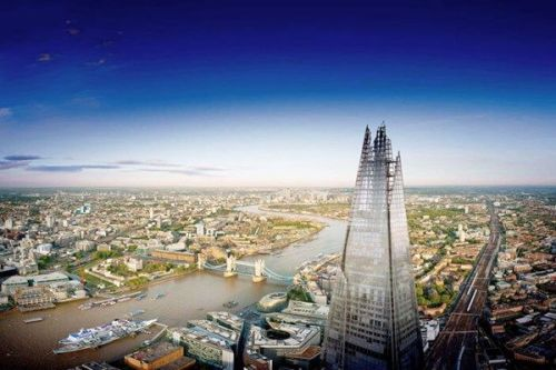 The View from The Shard for Two - A Limited Time Offer from BuyaGift.co.uk