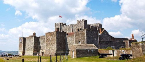Dover Castle topped the list of Top 10 Family Days Out