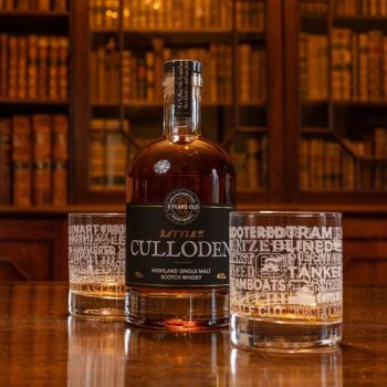 Culloden Highland Single Malt Scotch Whisky 70cl 40% ABV