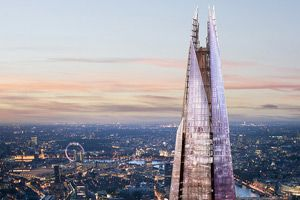 Enjoy the View from the Shard with 15% off!