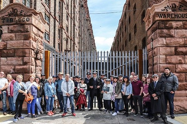There are tours as well such as the Official Peaky Blinders Bus Tour of Liverpool