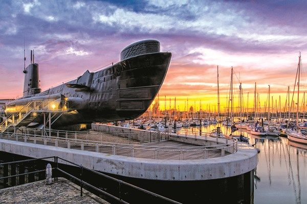 Portsmouth Historic Dockyard Annual Pass for Two