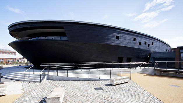 Annual Premium Museum Pass at Mary Rose Museum for Two