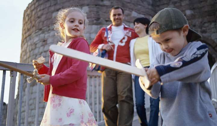 Give them some great days out with a Gift Membership to English Heritage
