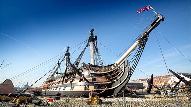 Get 15% off a Portsmouth Historic Dockyard Annual Pass for Two