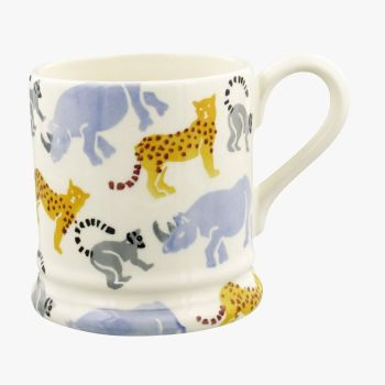 For every Tusk mug sold, Emma Bridgewater will donate £5 to wildlife conservation charity Tusk