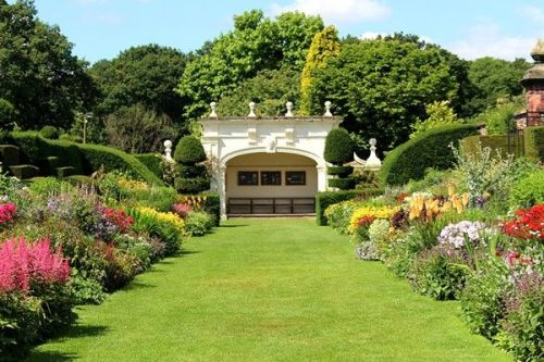 Visit Arley Hall and Gardens in Cheshire