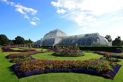 Visit the world-famous Kew Gardens in Richmond