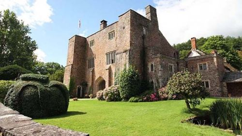 Enjoy a Bickleigh Castle Grounds and Garden Guided Tour