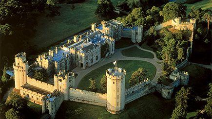 Visit Warwick Castle