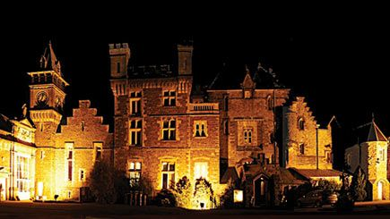 How about a Castle Hotel Escape for Two?