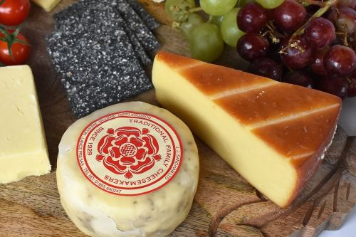 This Two Month Cheese Membership from Letterbox Cheese is available from Virgin Experience Days