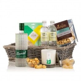 How about a Gin Hamper?