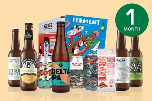How about giving a beer lover a Beer Subscription?