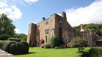 Bickleigh Castle is in Devon