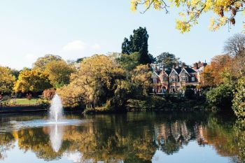 Visit to Bletchley Park and Afternoon Tea for Two