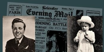Immerse yourself in historic newspapers