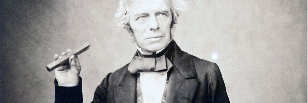 Michael Faraday started the Christmas Lectures back in 1825!