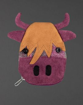 The Highland Cow purses are fun gifts!