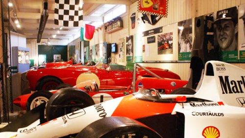 Give a car lover a visit to Brooklands Museum