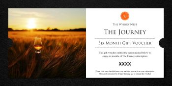 Give a gift voucher to The Whisky Nest!