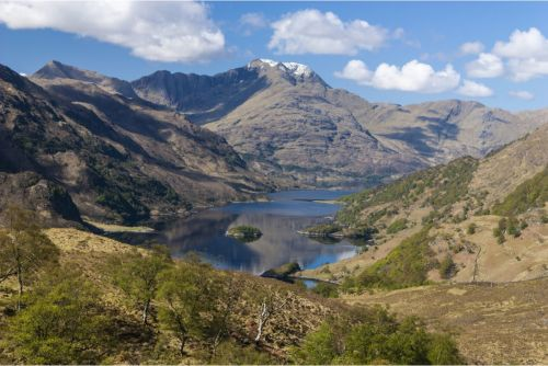 You could give a membership to the John Muir Trust or Adopt an Acre