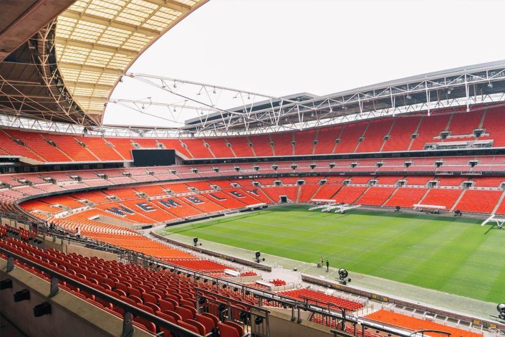 Give them a Wembley Stadium Tour!