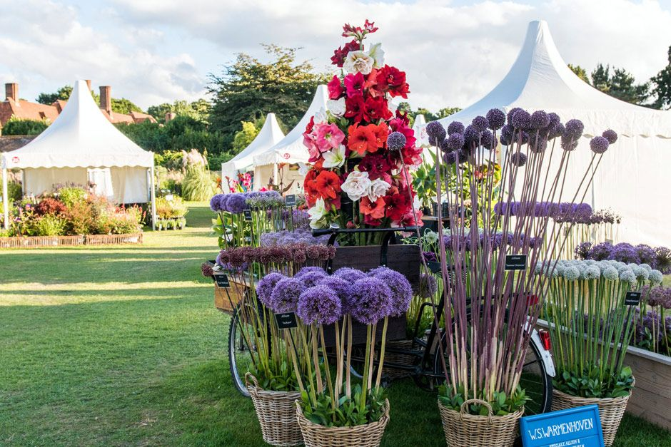 RHS Wisley Garden Flower Show takes place from 7 to 12 September 2021