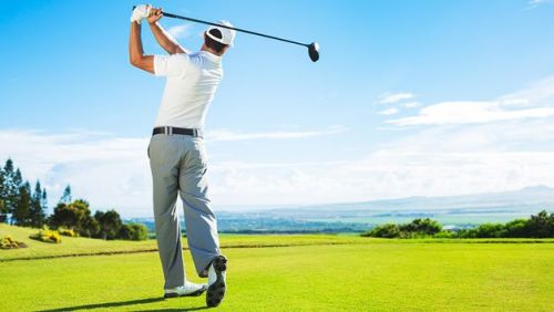 There are lots of courses to play from so plenty of practice opportunity!