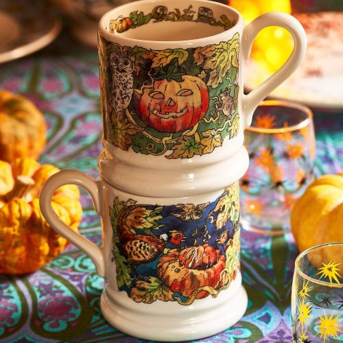 Take a look at Emma Bridgewater's products for Halloween
