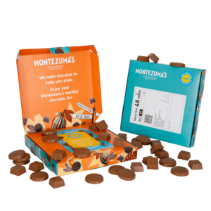 Chocolate Subscriptions from Montezumas