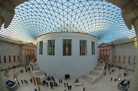 Give a couple of history lovers a British Museum Membership
