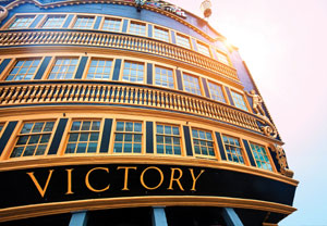 See the Royal Navy, past, present and future, with this Portsmouth Historic Dockyard Annual Pass for Two