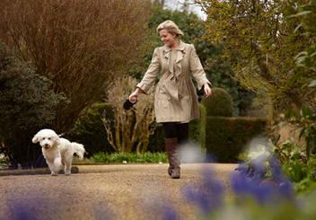 Walkies! at English Heritage properties