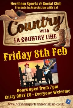 Country Poster - Feb 19