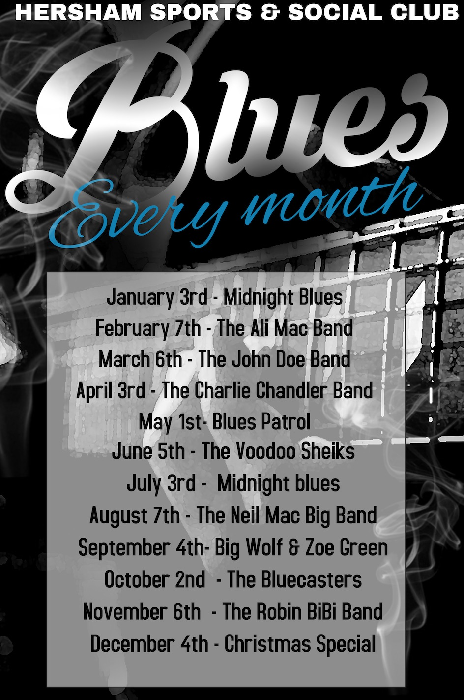 The Blues Poster - Best