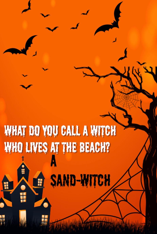 Halloween Joke Poster