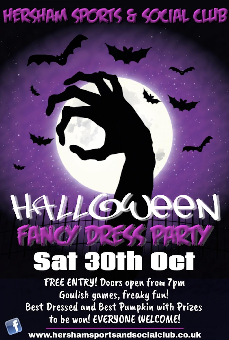 Halloween Purple Poster - 2021