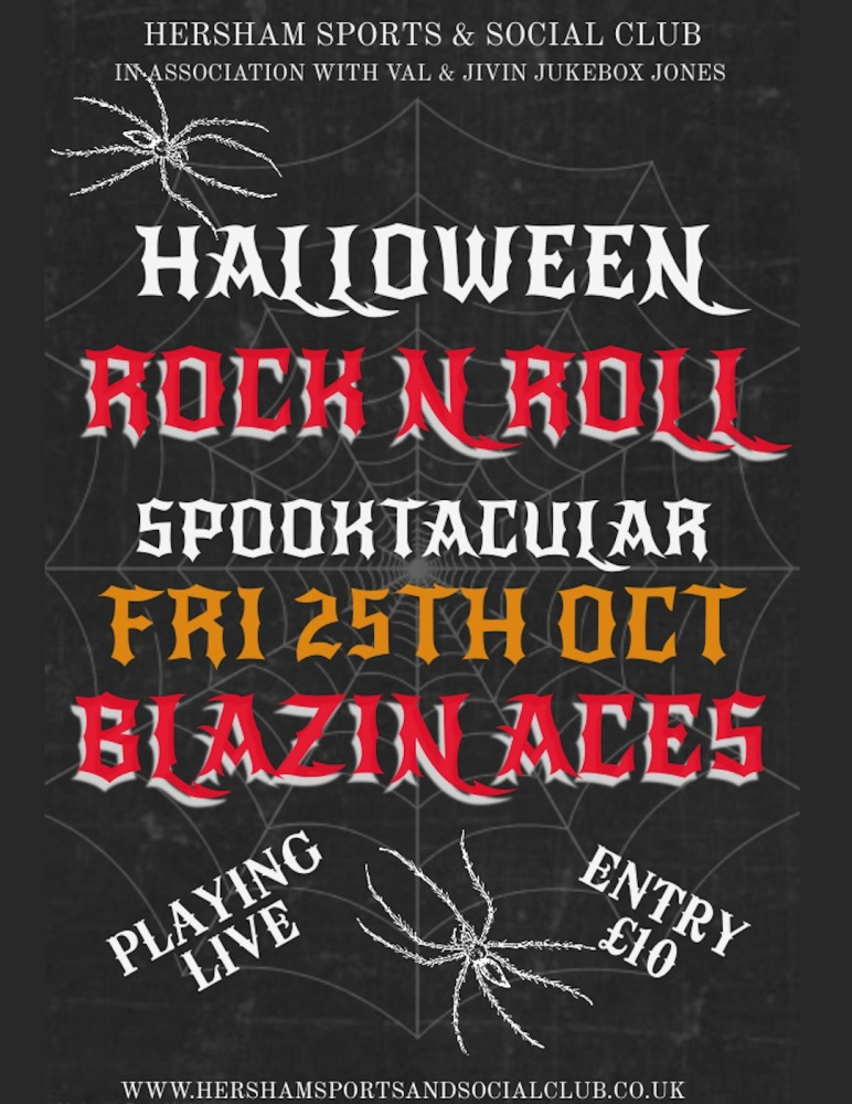 Halloween Rock n Roll