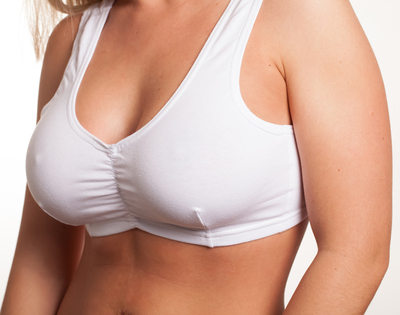 CB333 - 24 Universal Cup Pull on Sleep COTTON BRAS - only £3.45